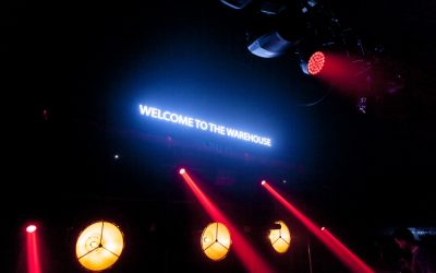 The Warehouse Project: UK's Most Epic Nightclub