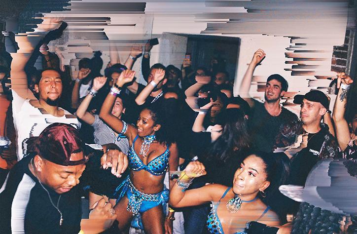 boiler room dancing