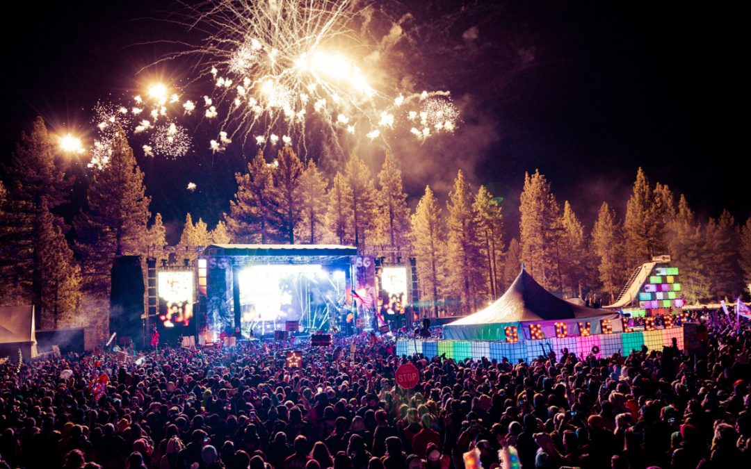 6 Music Festivals to Ring in New Year's Eve