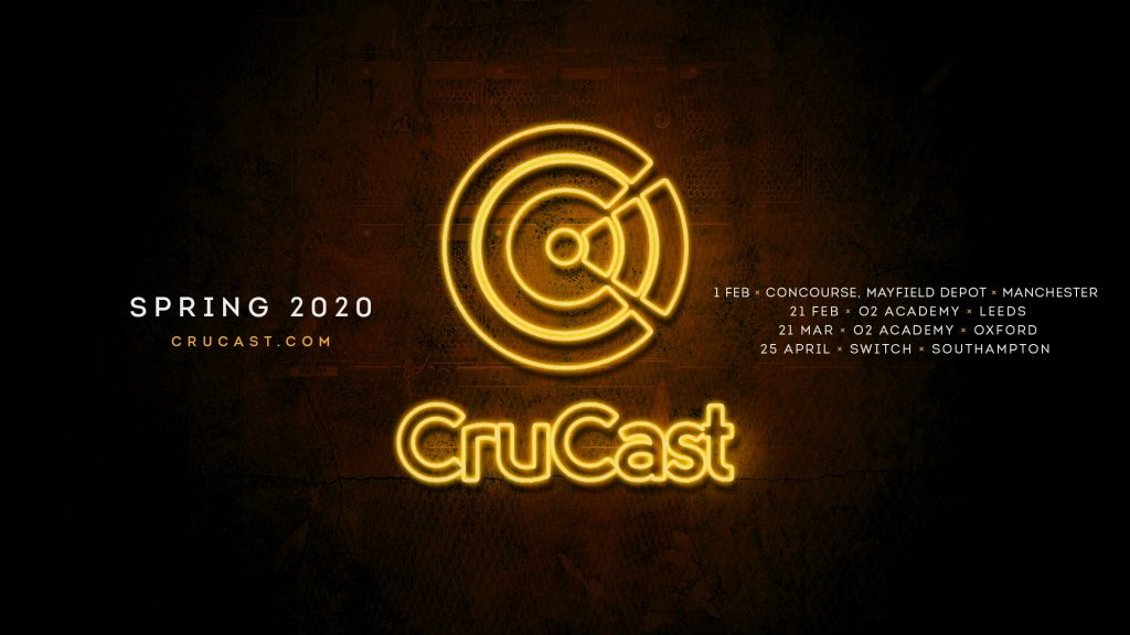 crucast music festival chinese new year