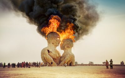 Burning Man Sues Federal Government