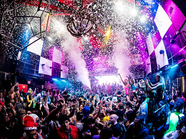 6 Best nightclubs in Singapore 2020