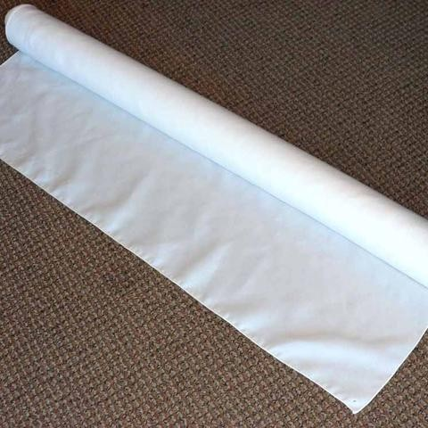 Aisle Runner White