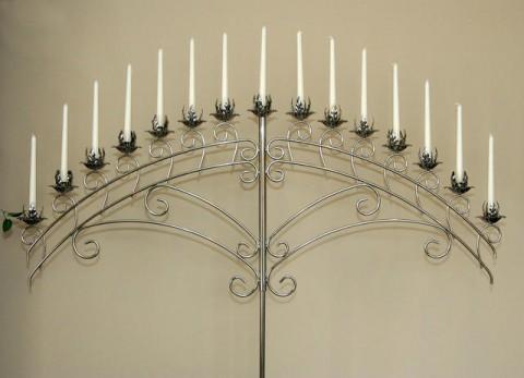 Candelbara Candles