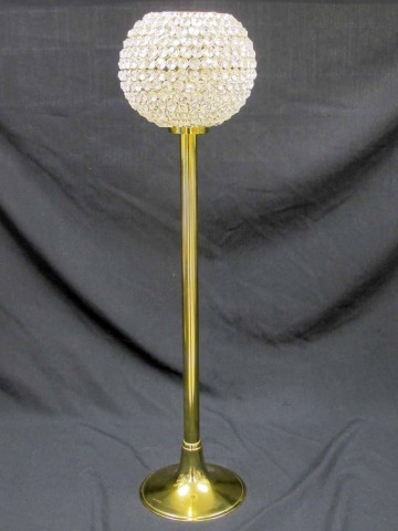 Gold Crystal Ball