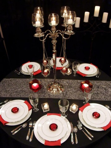 Shown with optional Glass Candle Cups (included in price).