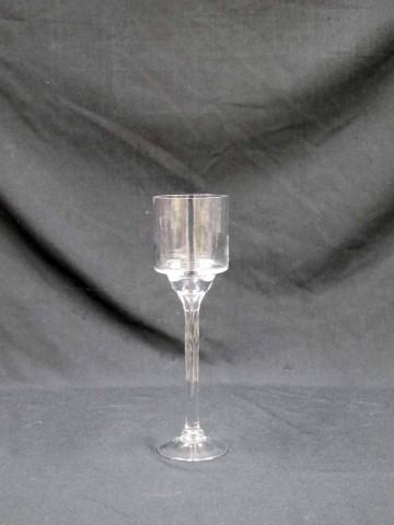 Stemmed candle holder 14 inch