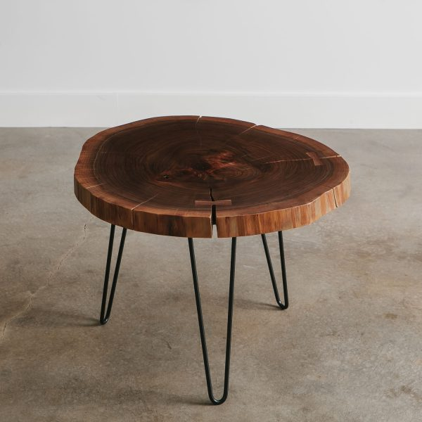 walnut-live-edge-round-side-table