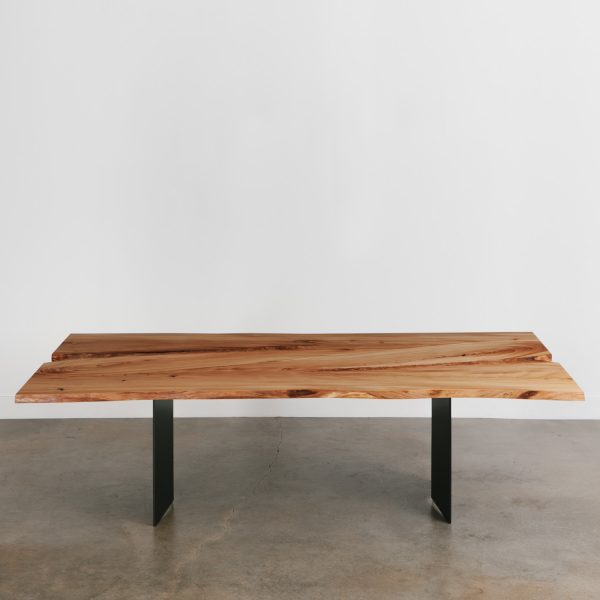 modern-wood-steel-dining-table