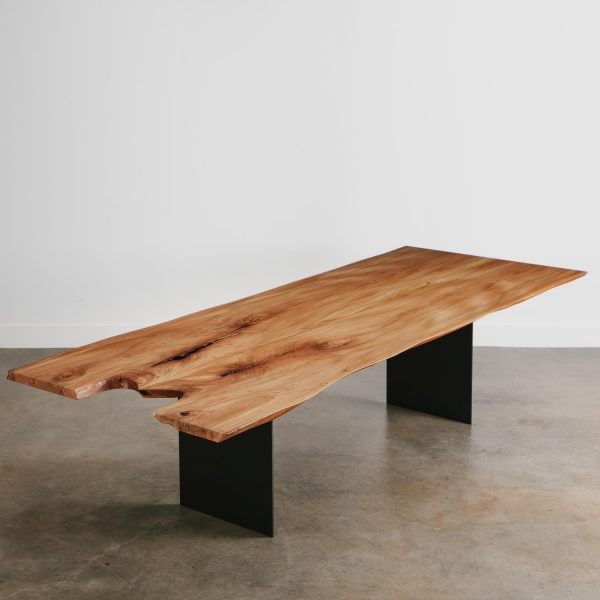 Live edge commercial conference table
