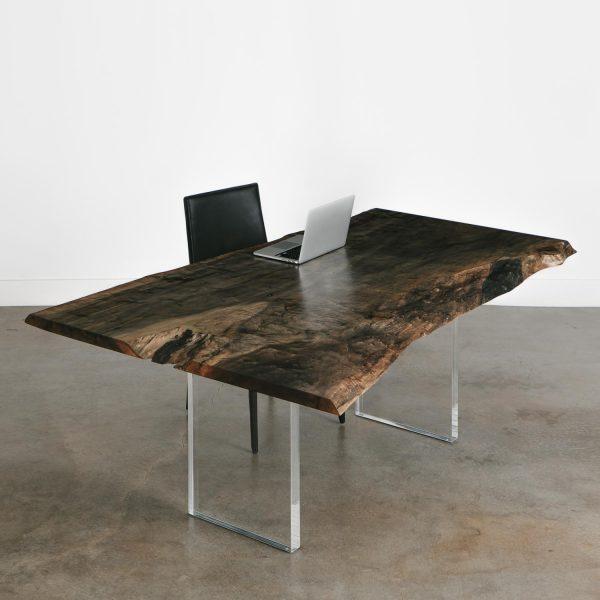 contemporary-live-edge-table-acrylic-legs