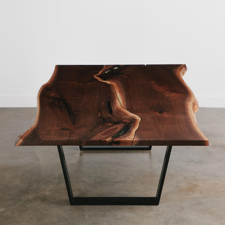Walnut Conference Table Elko Hardwoods Modern Live