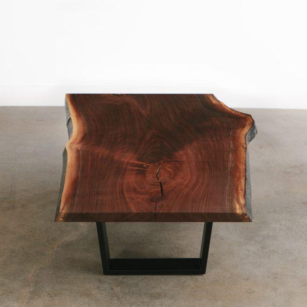 reclaimed-walnut-slab-coffee-table