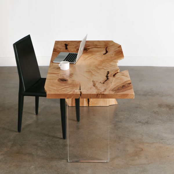 live-edge-table-lucite-base