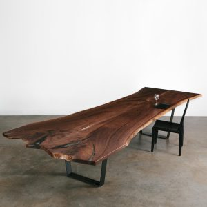 Elko hardwoods custom trendy corporate conference table