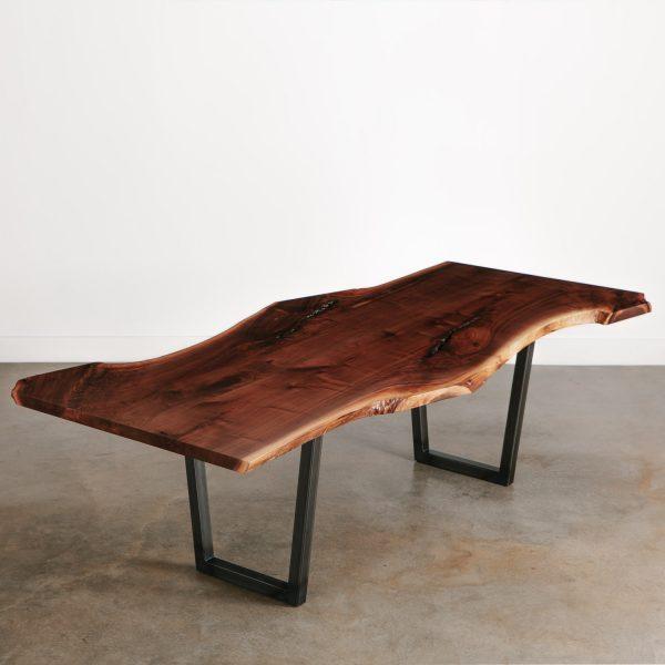 modern-live-edge-walnut-dining-table