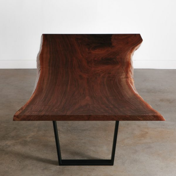 large-single-slab-walnut-dining-table