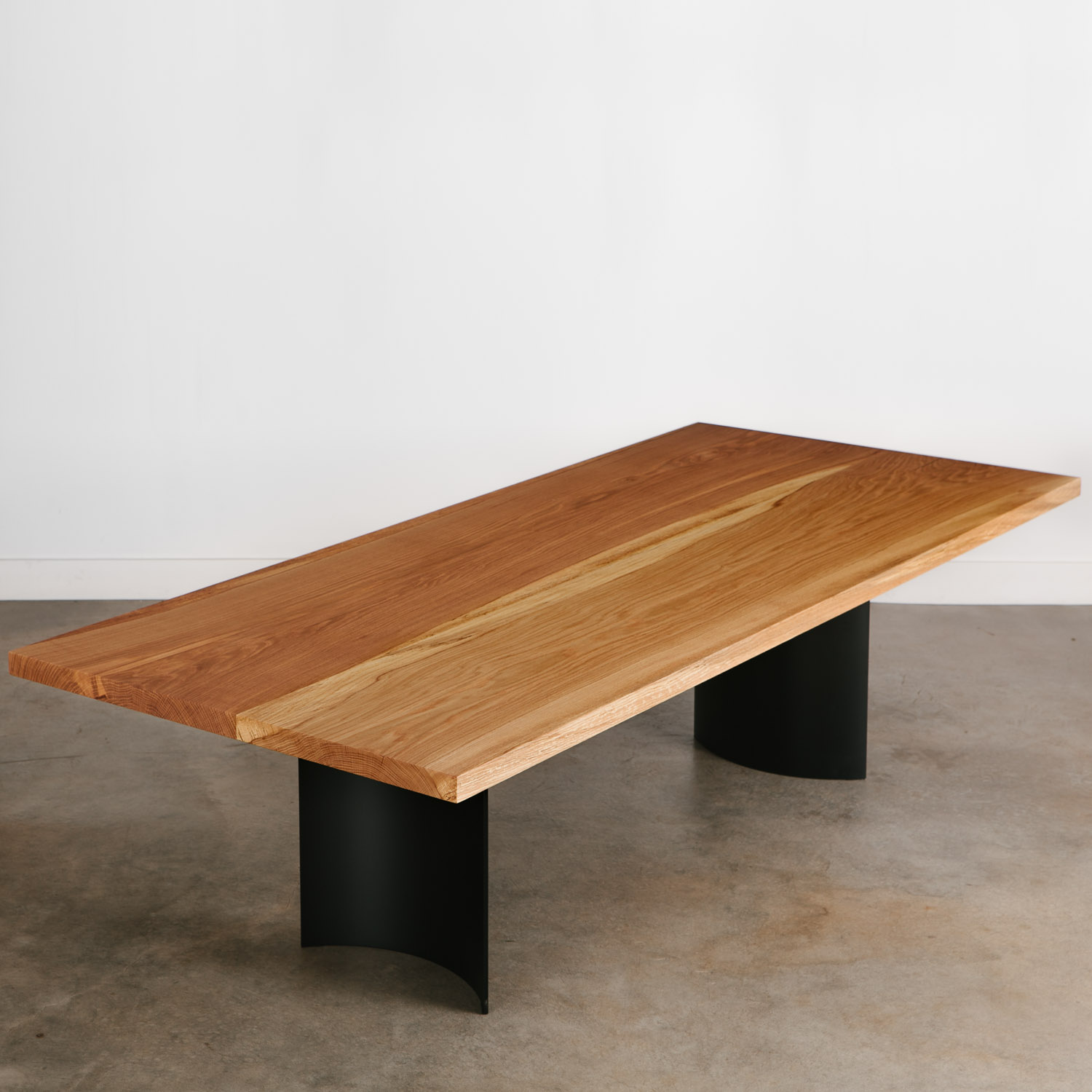 Modern wood conference table for commercial office  Elko