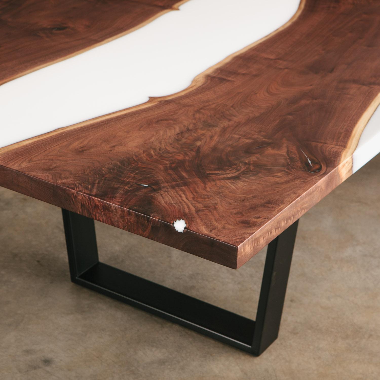 Walnut Dining Table No 281 Elko Hardwoods Modern Live