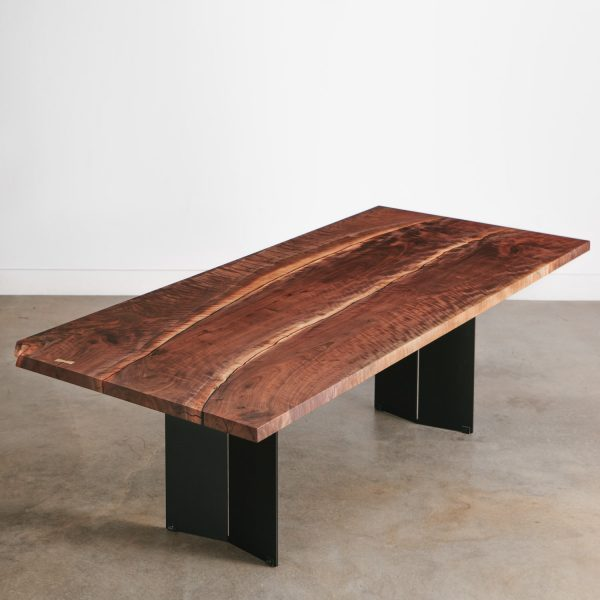 modern-walnut-live-edge-dining-table