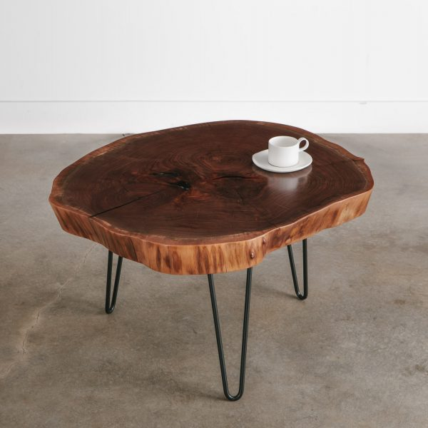 round-live-edge-walnut-coffee-table