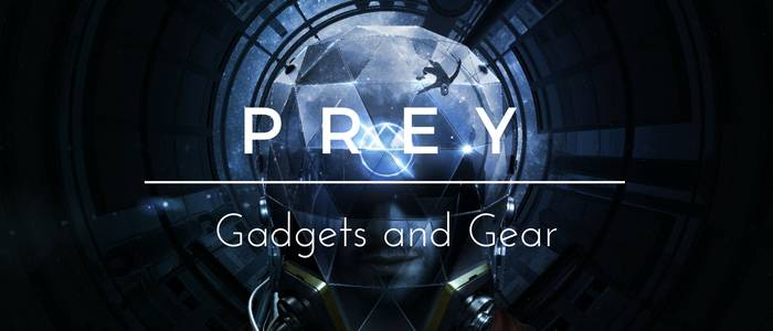 prey gadgets and gear material recycler