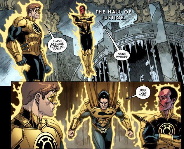 Injustice 2 Injustice 2 Sinestro Corps Faction Samurai Gamers