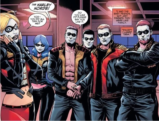 Injustice 2 Harley Horde