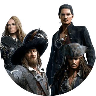 KH3 Pirates of the Carribean