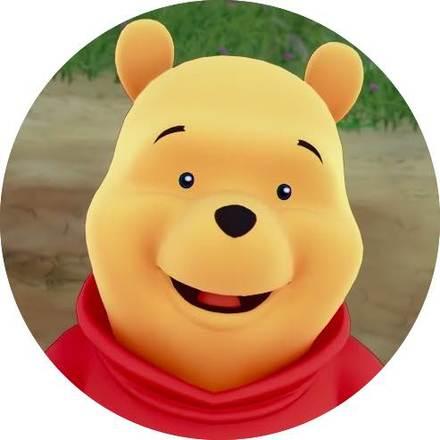 KH3 Winnie the Pooh