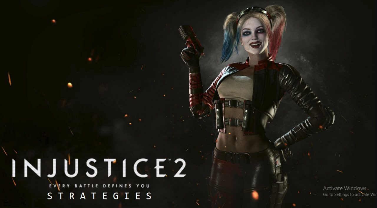 Harley Quinn Injustice 2 Wallpaper: [Injustice 2] AI Battle Simulator Mode