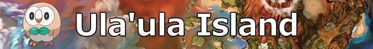 Ula'Ula-Island