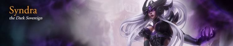 Syndra Banner