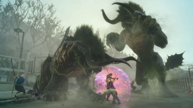 Final Fantasy Xv Ff15 Comrades Patch Ff15s Multiplayer