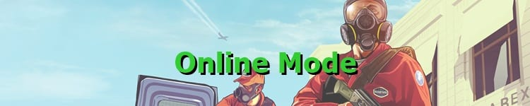 GTA 5 Online Mode