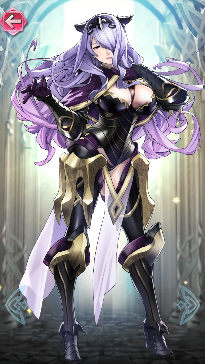 camilla character analysis fire emblem heroes fe heroes
