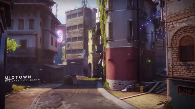 Destiny 2 Midtown