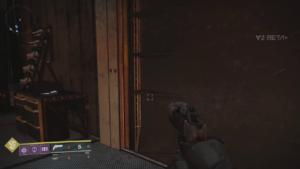 Easter Egg #2 in Destiny 2: The Jukebox
