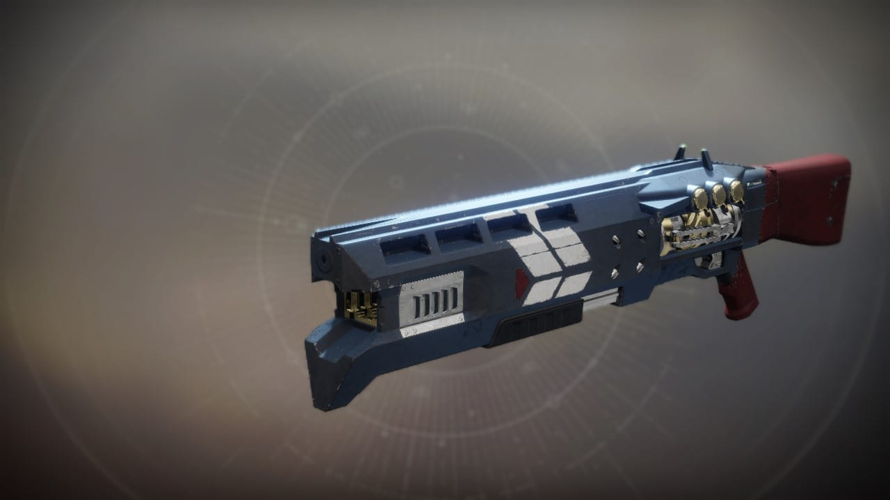 Destiny 2 Shotgun Legend of Acrius