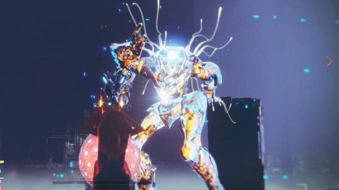 Protheon Modular Mind - Inverted Spire Boss