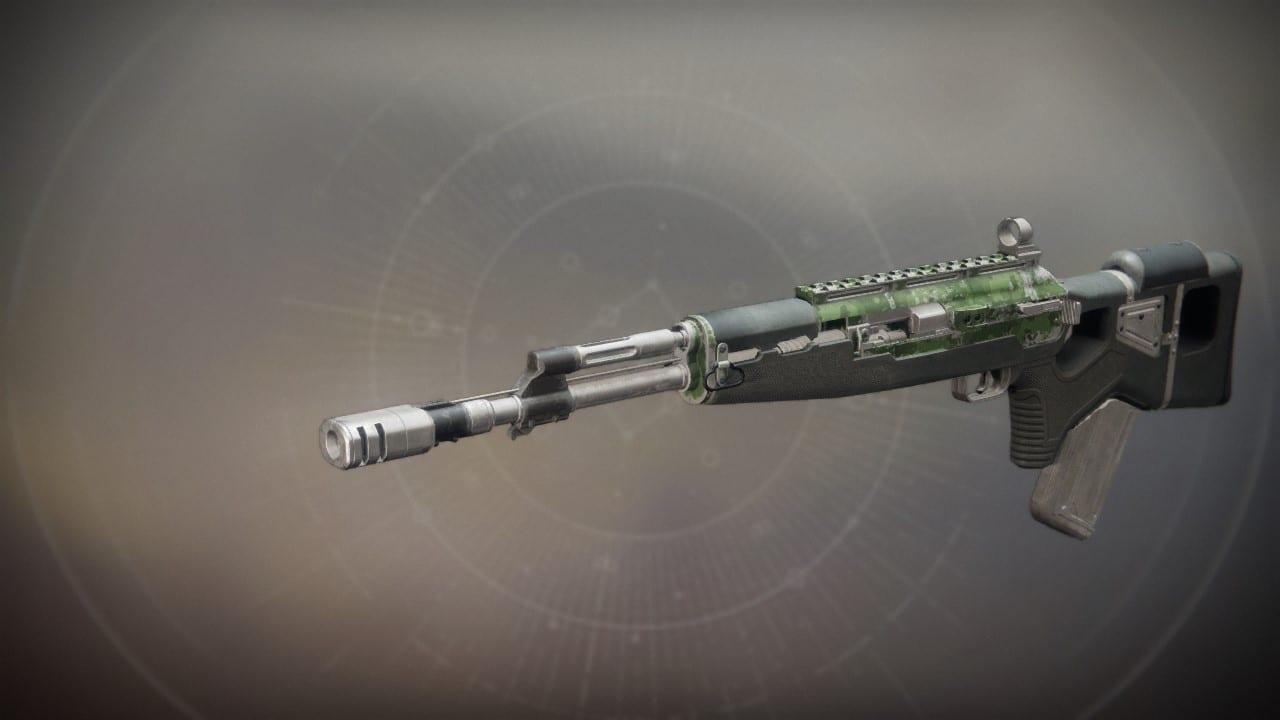 Destiny 2 Scout Rifle Call to Serve
