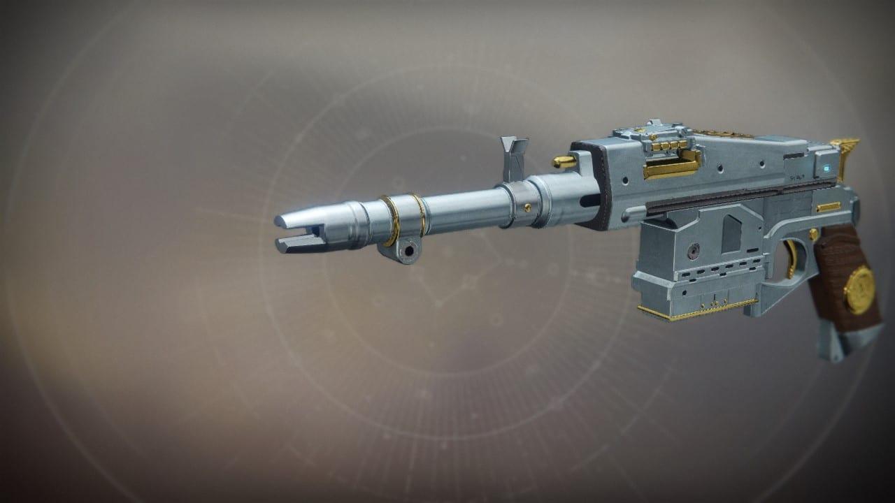 Destiny 2 Hand Cannon Sturm