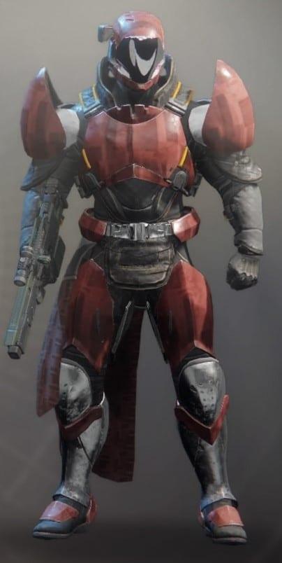 Exodus Down Armor Set