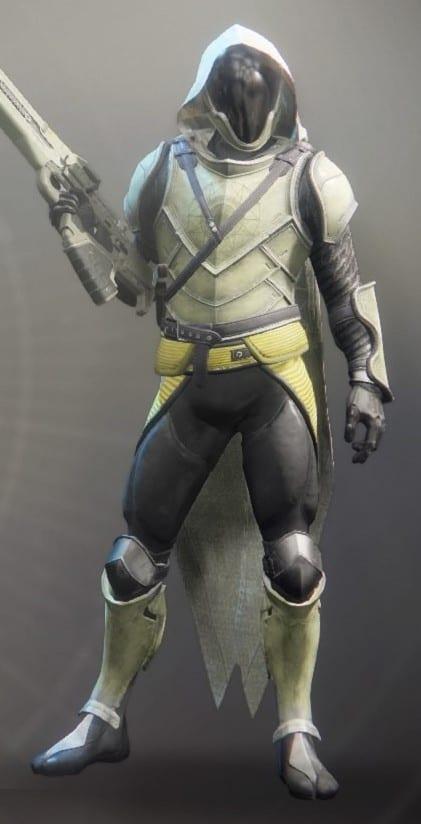 Gensym Knight Hunter Armor Set