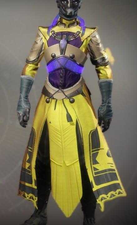 Sekris Warlock Armor Set