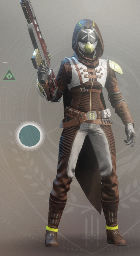 Icarus Drifter Hunter Armor Set
