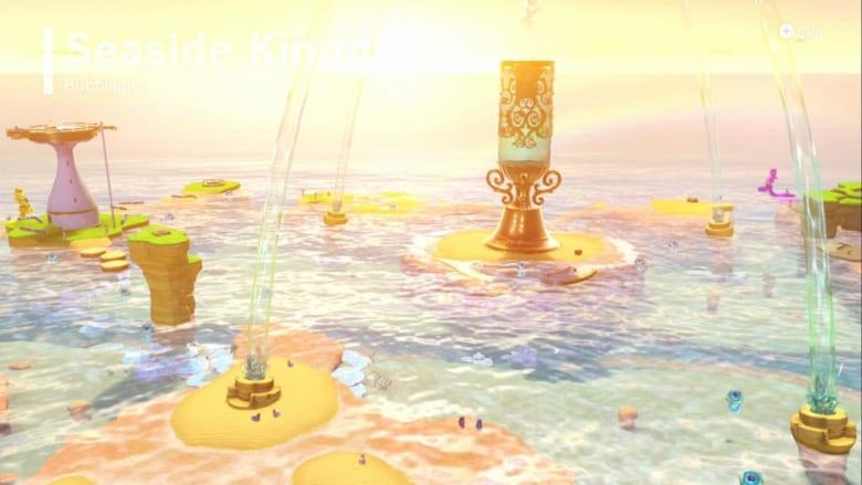 Seaside Kingdom: Walkthrough