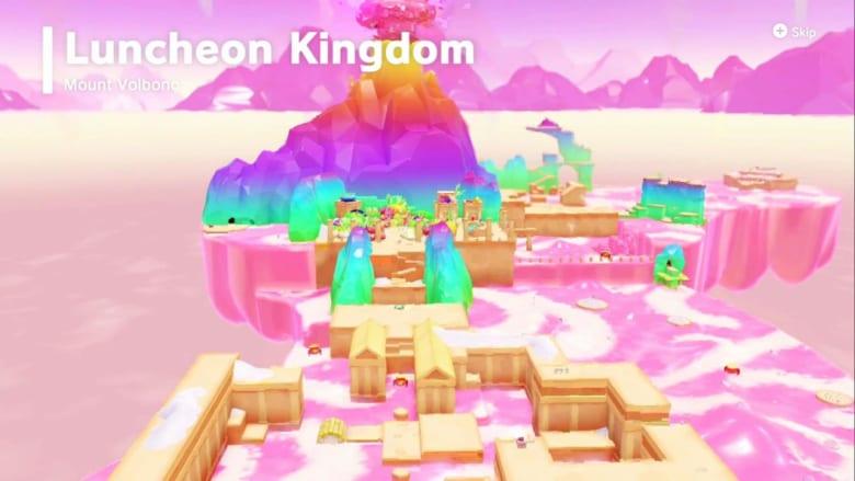 Luncheon Kingdom: Walkthrough