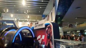 Gran Turismo Sport Simulator Booth
