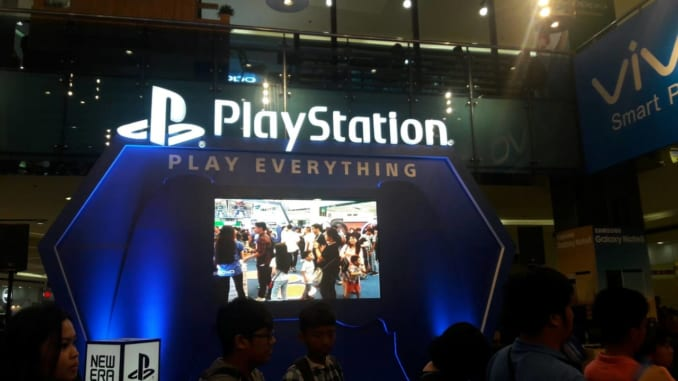 Playstation 4 Play Everything Road Show